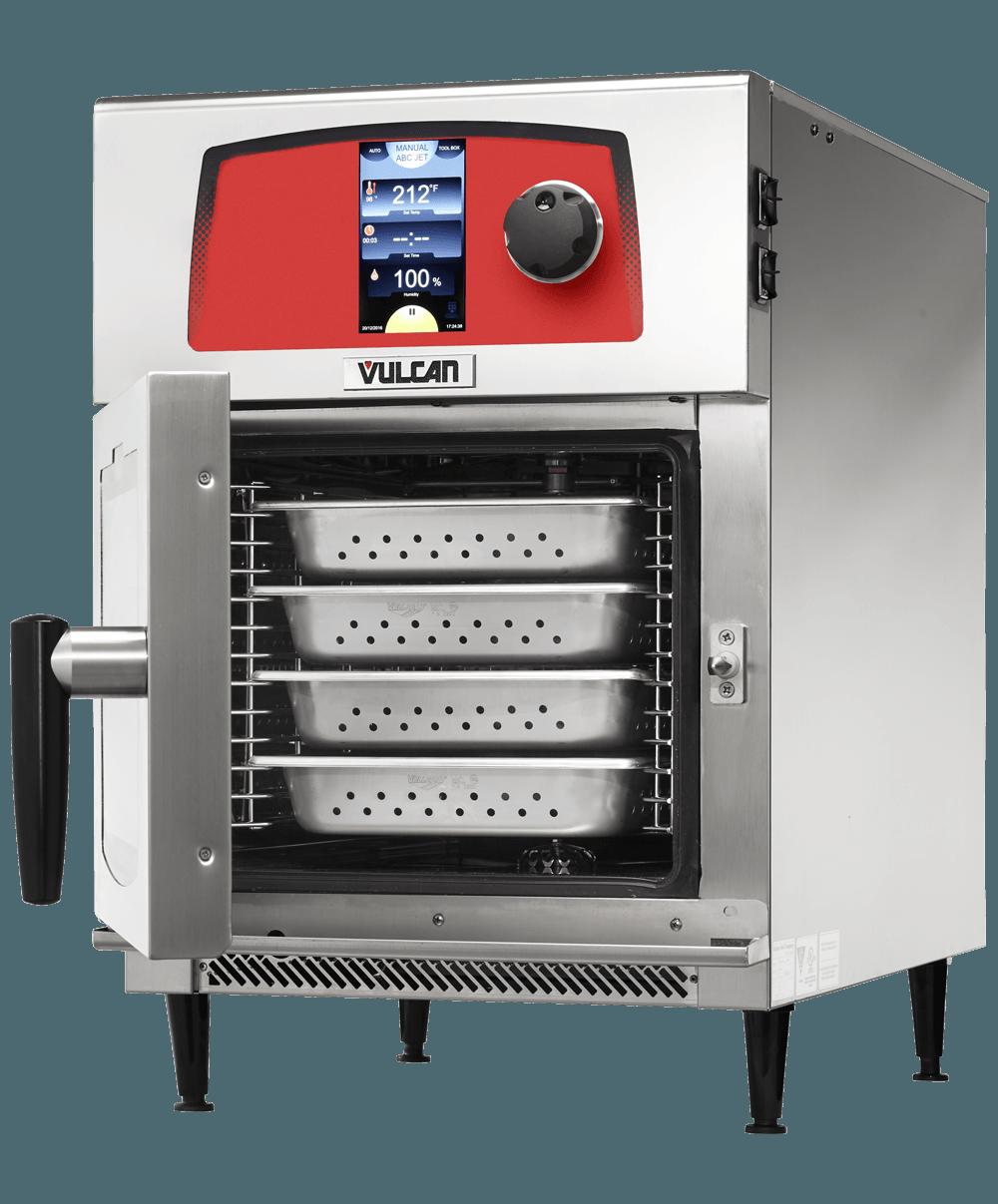 Choosing a combi steamer