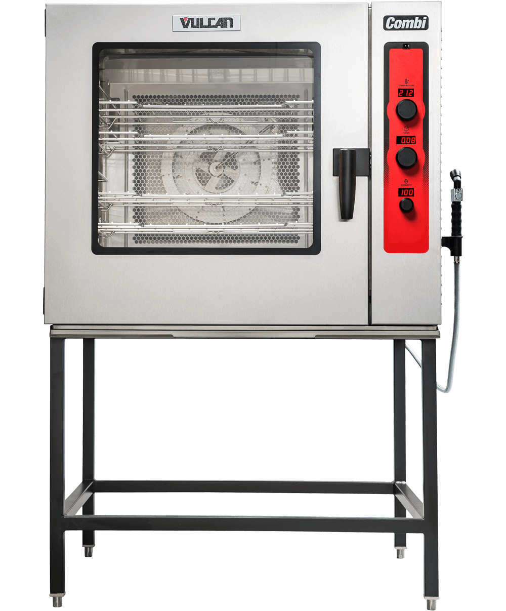 commercial combi overn