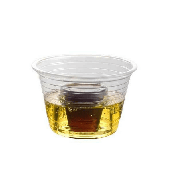disposable shot glasses