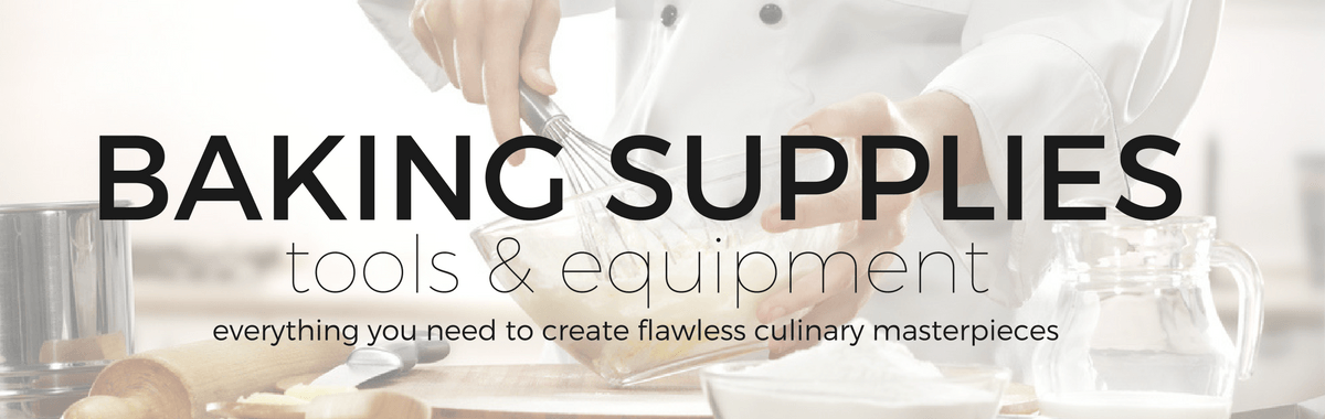 Baking Supplies | Find the tools & equipment to create flawless culinary masterpieces