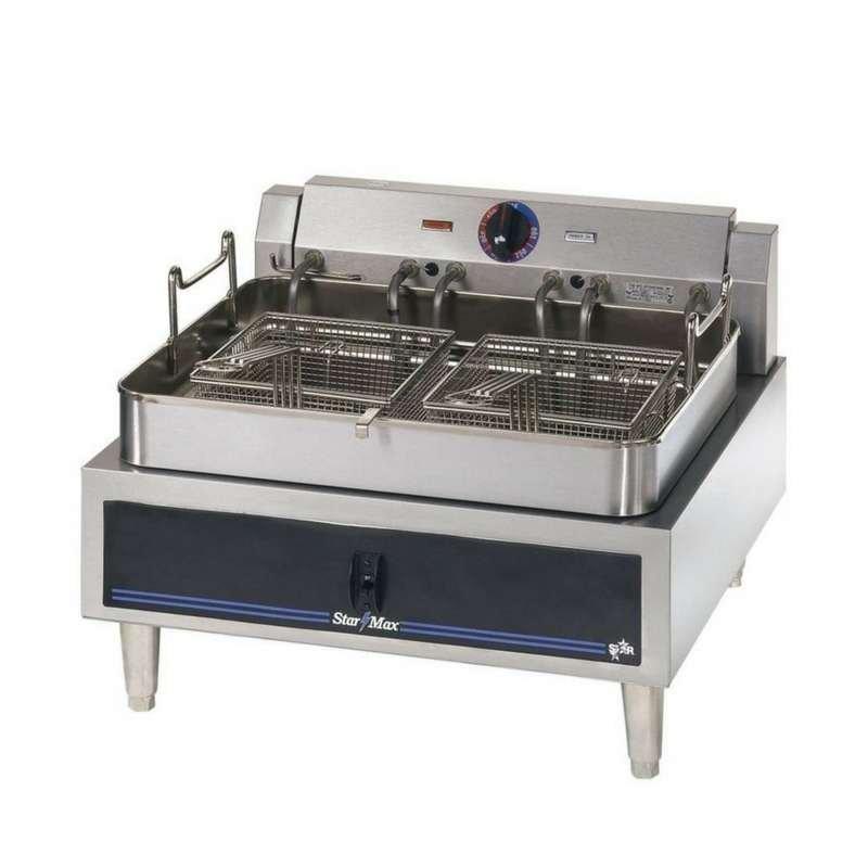 Commercial deep fryers for restaurants