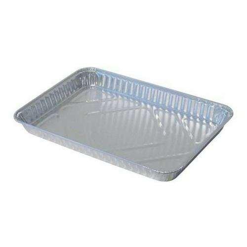 quarter size aluminum foil pans