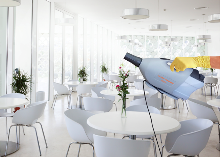 Go Clean Germbuster Restaurant Cleaning