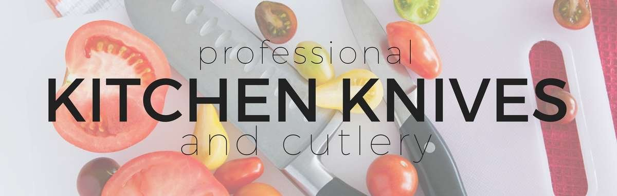 Professional Kitchen Knives and Cutlery