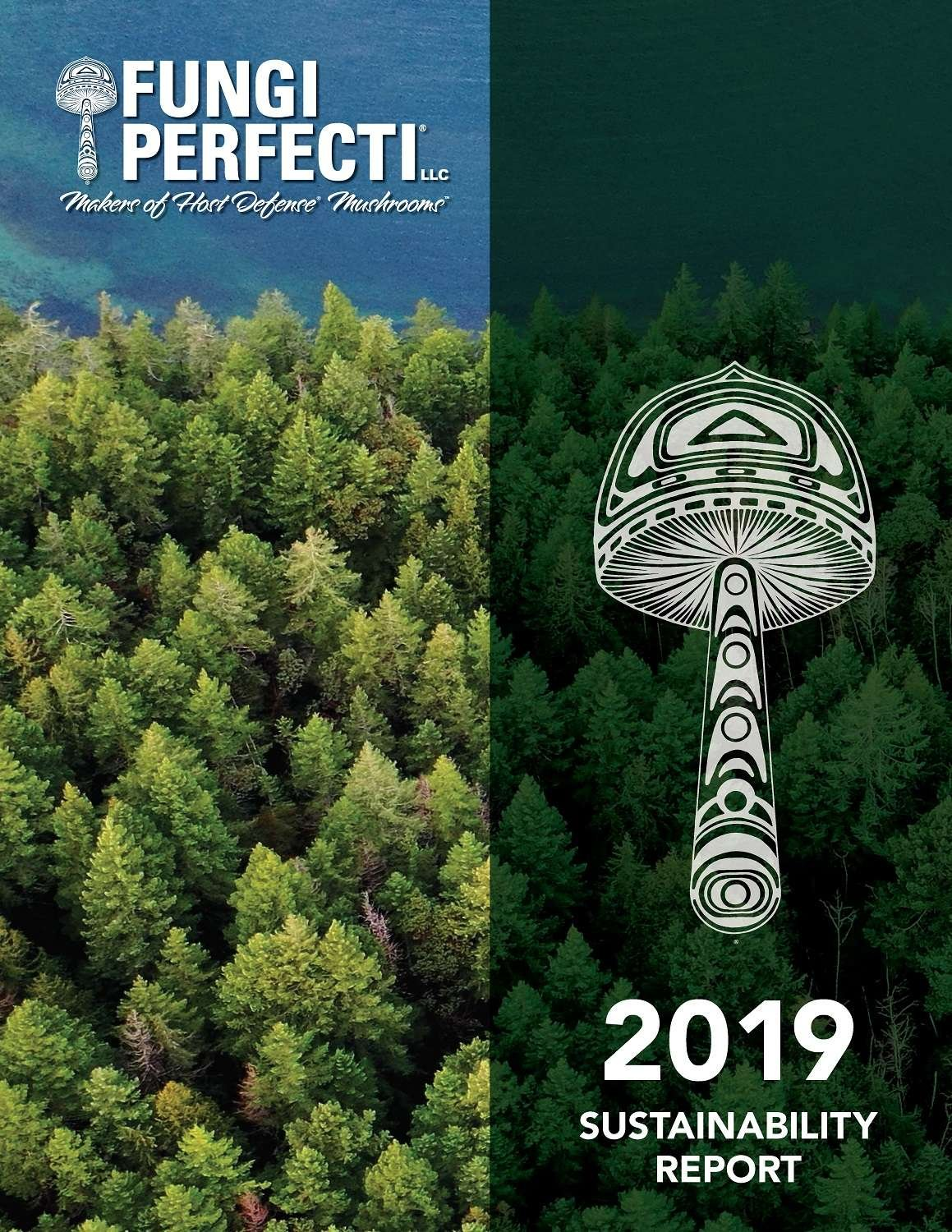 Download the Fungi Perfecti 2019 Sustainability Report