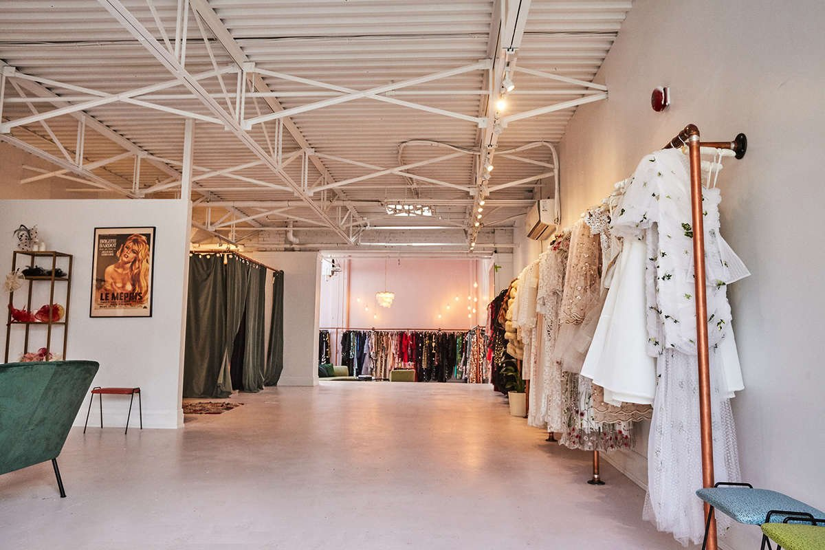 Dress Rentals Toronto - The Fitzroy