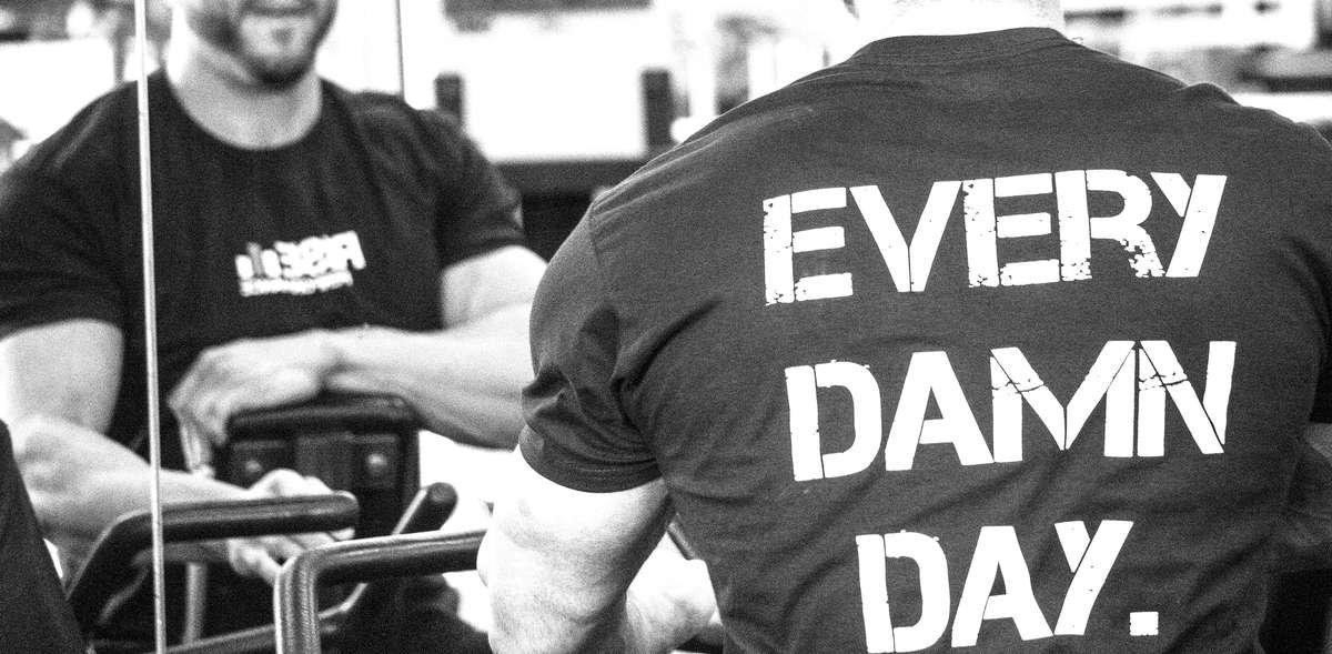 Every Damn Day T Shirt