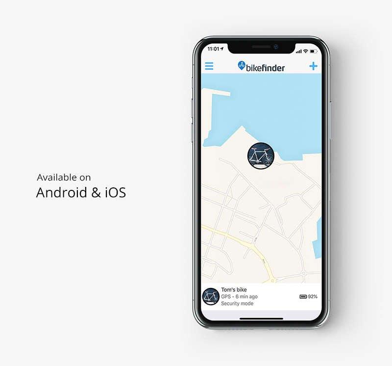 BikeFinder App - MyStuff.no