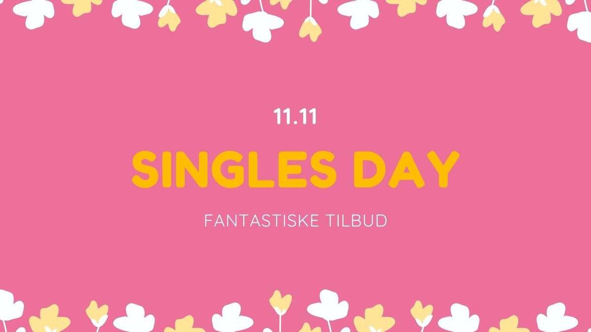 Singles Day 2020