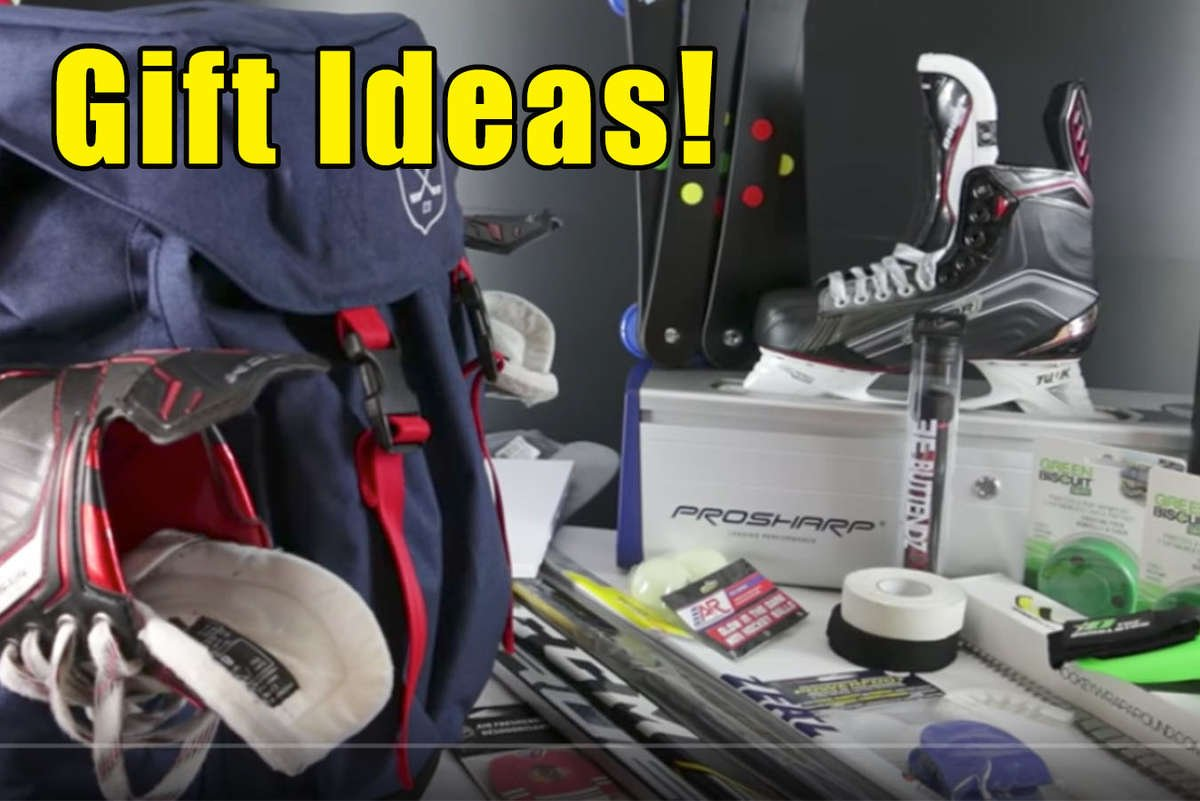 Best Gift Ideas For Any Hockey Player Player Bag & Pond Pack