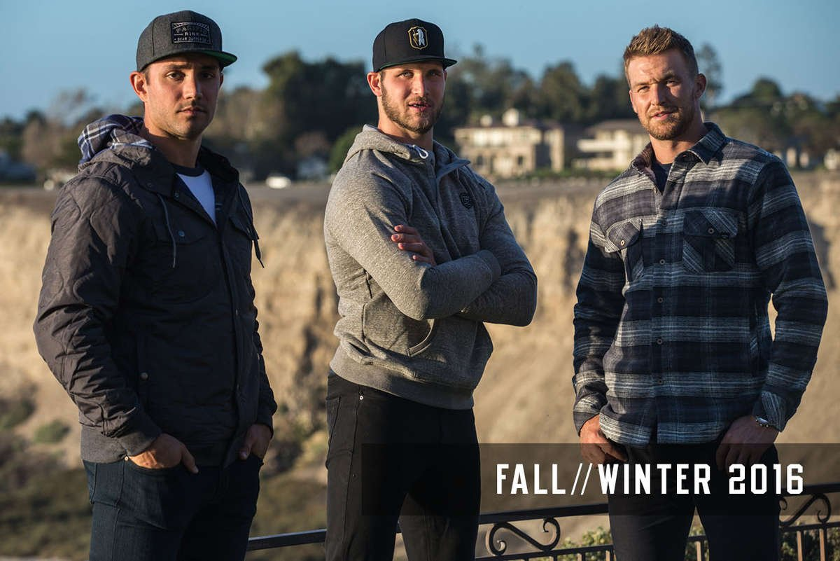 Pacific Rink Fall Winter Collection Video with LA KINGS