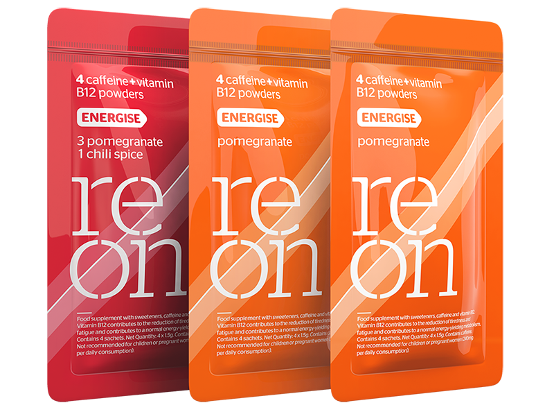 Reon Energise 3 for 2 Promo