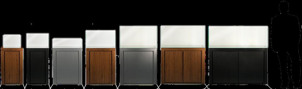 The Aquacosm Series Lineup   Aqua Lab Aquaria
