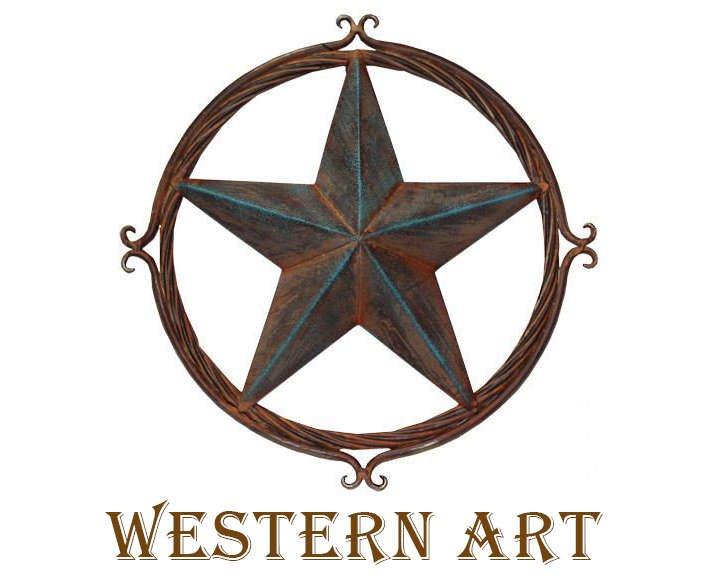 Western Wall Art