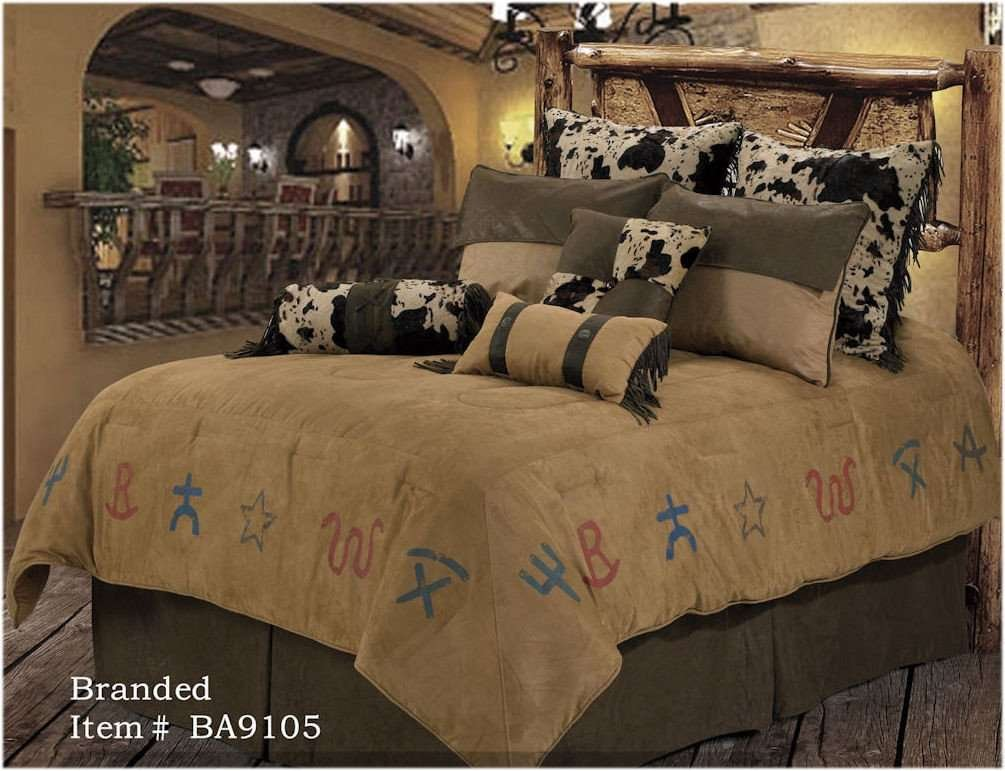 Bedding Collections Wild West Living