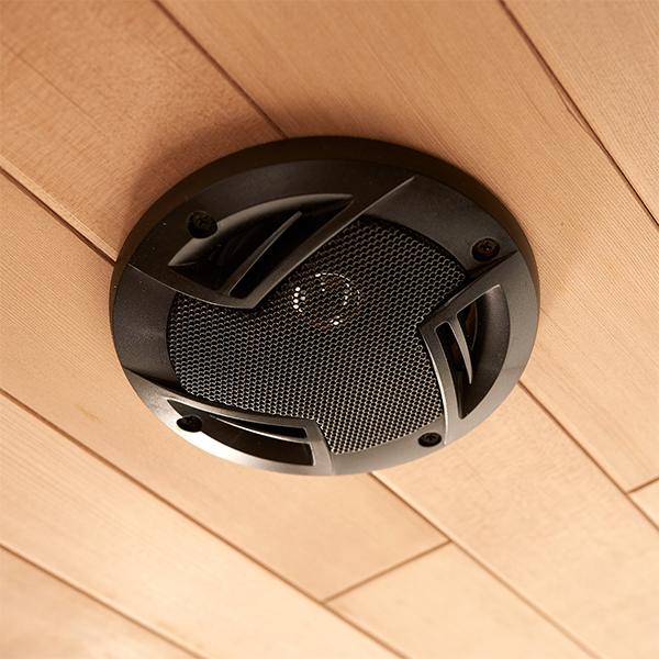 ihealth sauna speaker