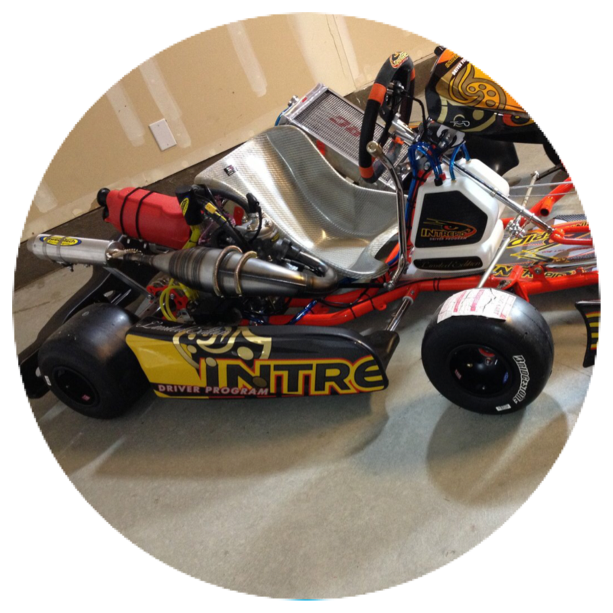 The Shifter Kart - aka the Bad Boy is all about brute force with a 6 speed  gearbox and a minimum of 35+ hp. Nothing beats the acceleration of a  shifter kart ...