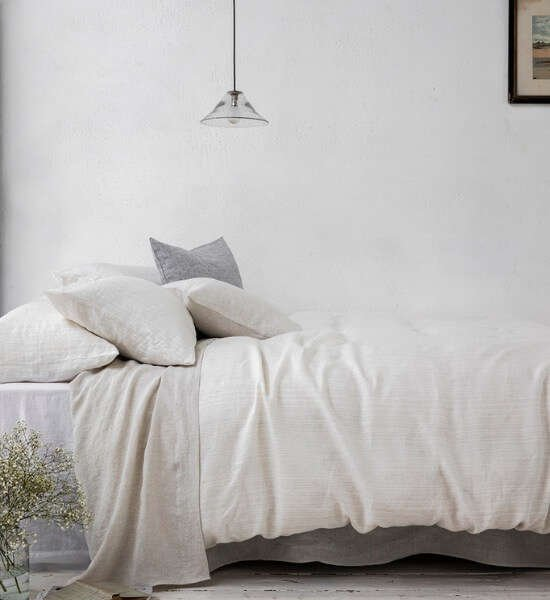 The Linen Works | Exceptional Bedding and Home Linens | Voted BEST-BUY