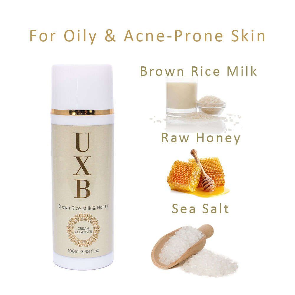 ricemilk & honey face wash