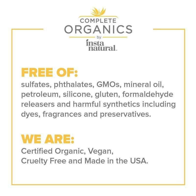 Complete Organics by InstaNatural