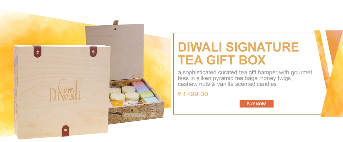 Corporate tea gift sets