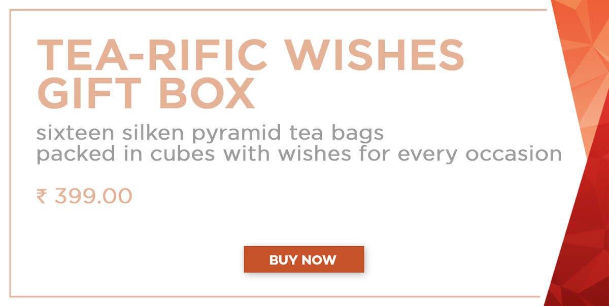 diwali gift tea hampers