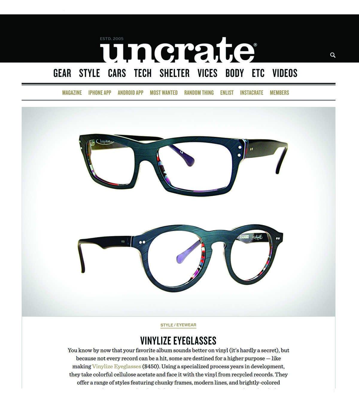 Maui Jim X Vinylize – Vinylize Eyewear