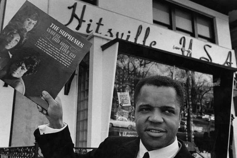 Berry Gordy Jr. 1964
