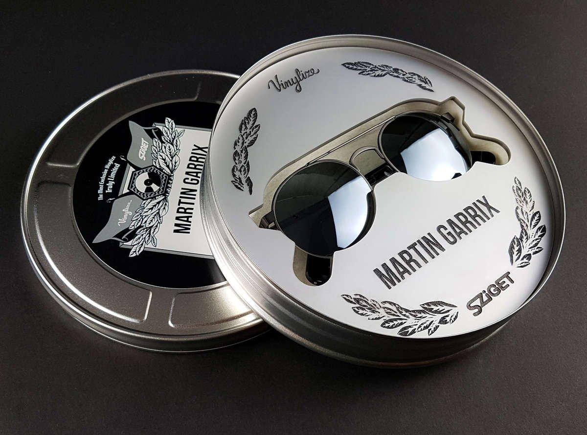 Martin Garrix - Vinylize