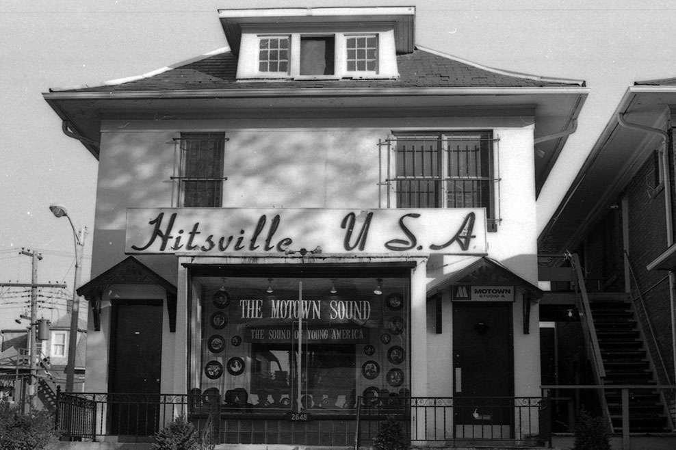 Hitsville U.S.A. - Motown Museum