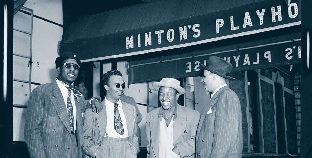 Thelonious Monk, Howard McGhee, Roy Eldridge, Teddy Hill