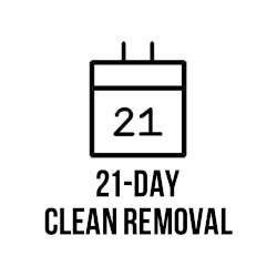 clean removal tape icon
