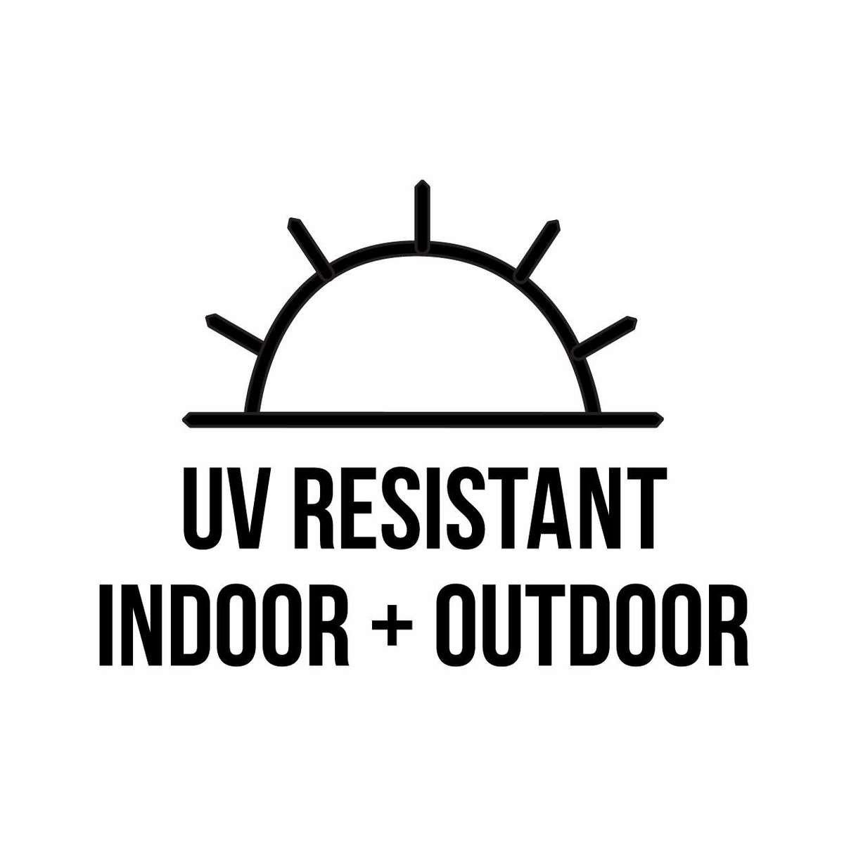 uv resistant icon