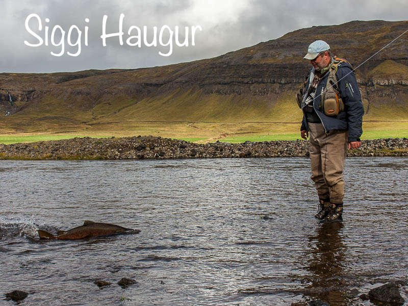 siggi haugur iceland salmon icelandic flyfishermen