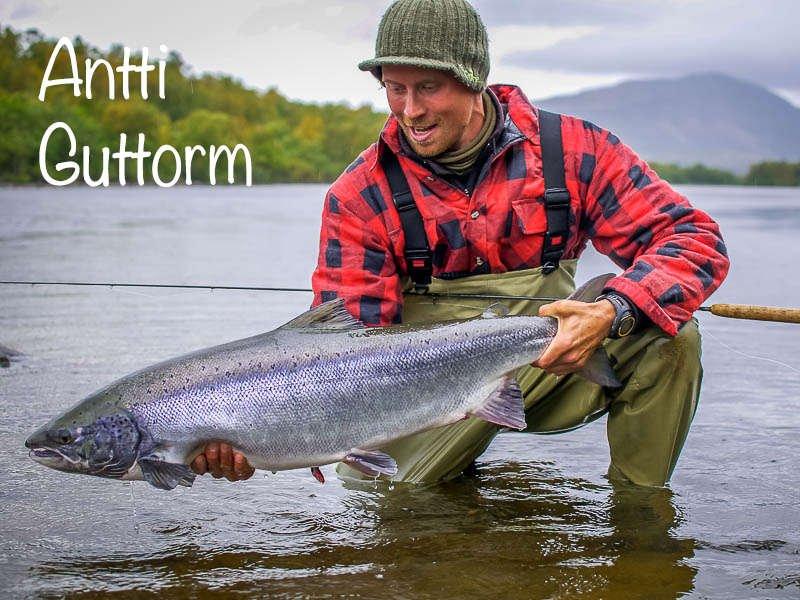 antti guttorm speywalker salmon finnmark