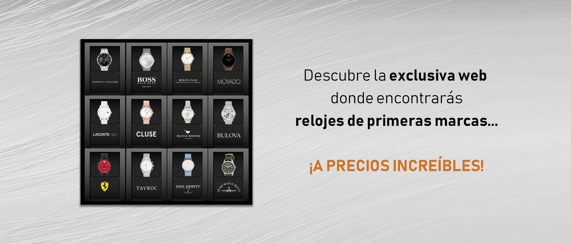 Black Vanila - compra tu reloj siempre más barato que en El Corte Inglés