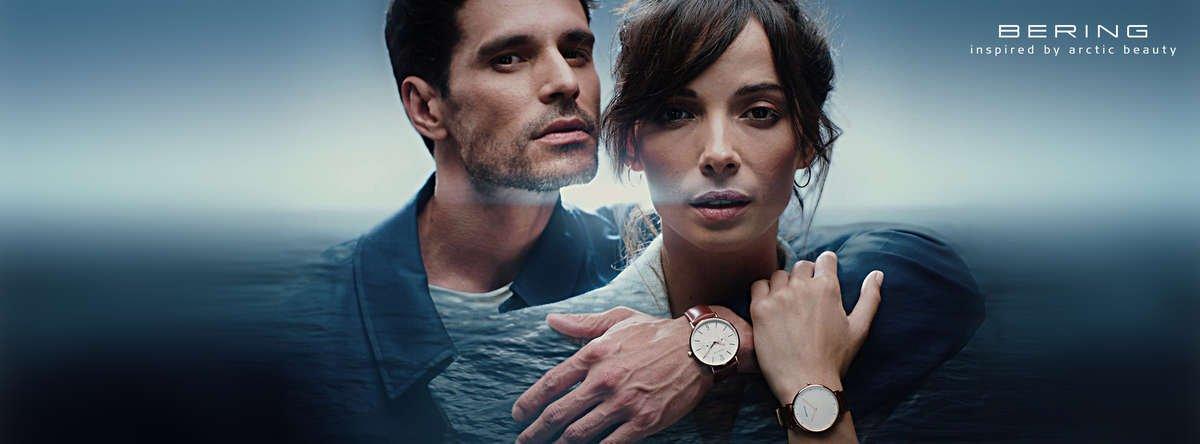Relojes Bering de hombre y mujer
