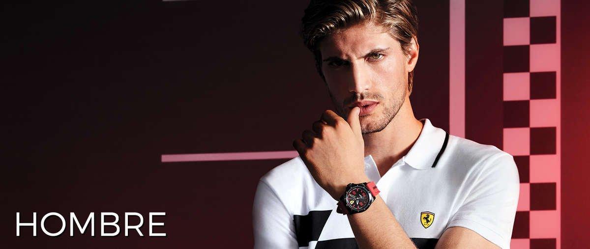 Relojes Ferrari para hombre