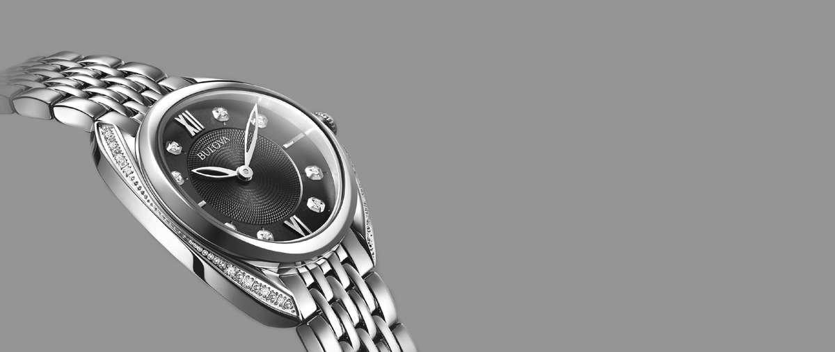 Relojes de lujo de hombre y mujer de la marca Bulova