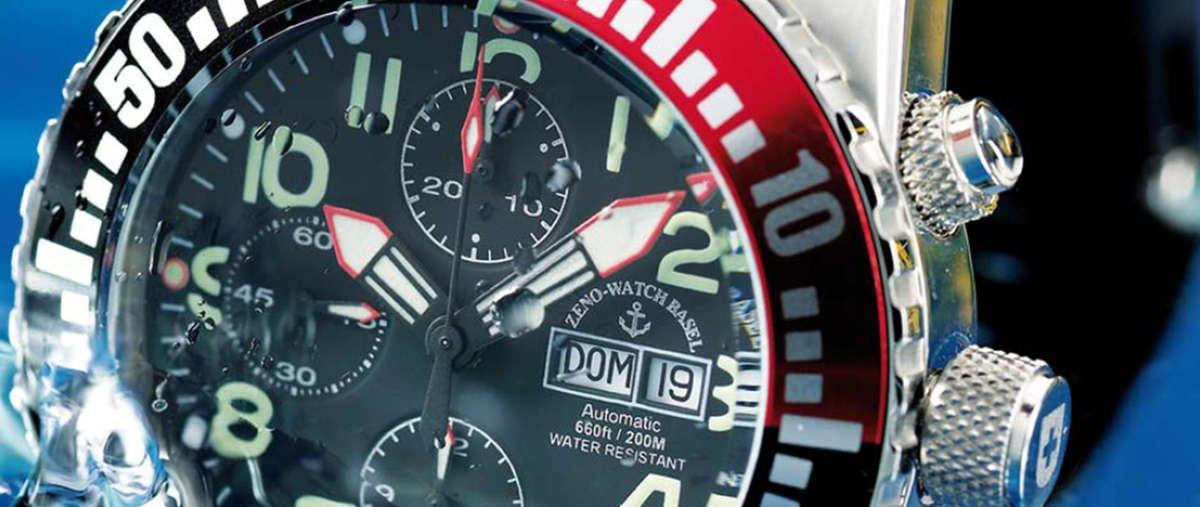 Relojes suizos Zeno