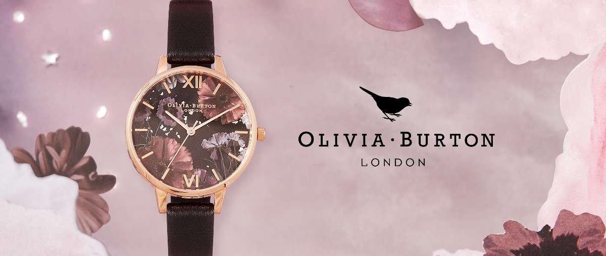 Relojes Olivia Burton de mujer