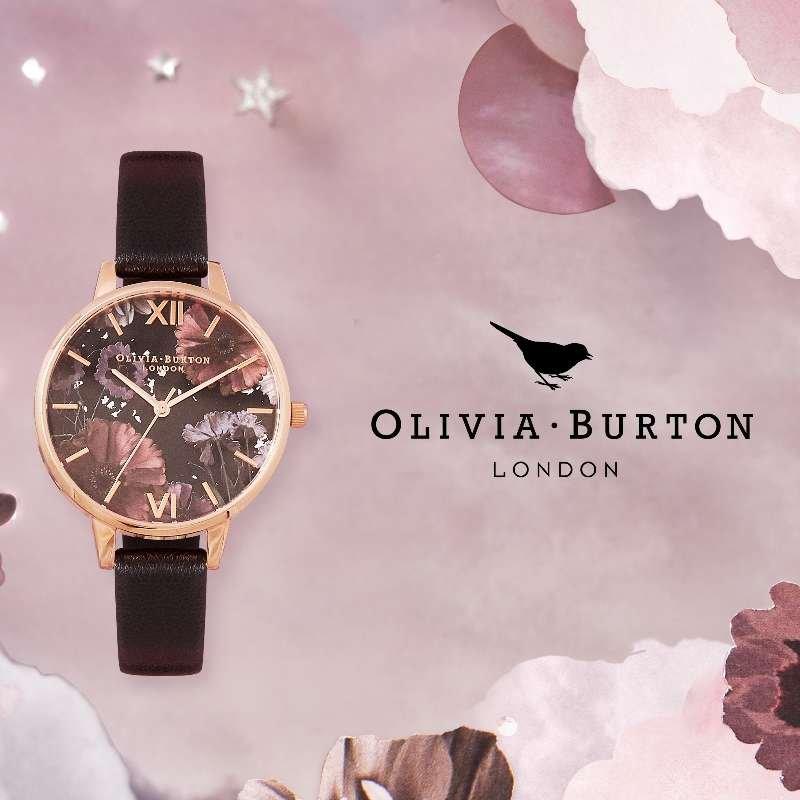 Relojes de mujer Olivia Burton