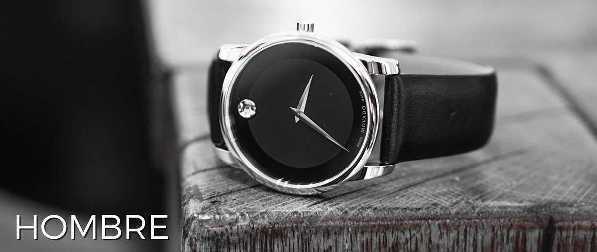 Relojes de hombre de lujo Movado