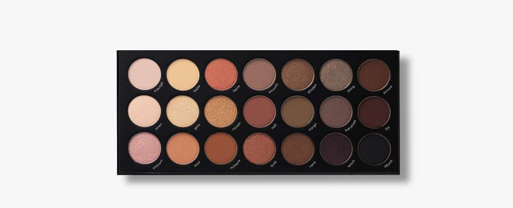 0bed414bcb7e Nude Eyeshadow Palette Highly Pigmented Nudes & Rudes Shadow Palette