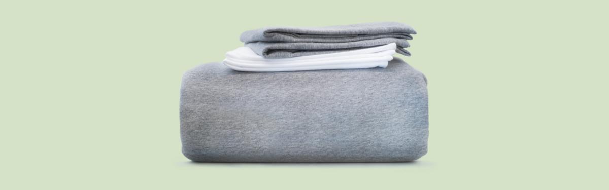 hubble · ropa de cama · punto de algodón · 100% orgánico
