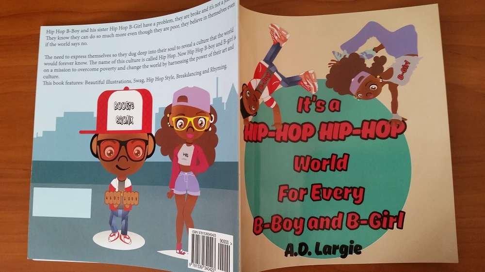 its a hip ho hop hop world  for every b-boy and b-girl