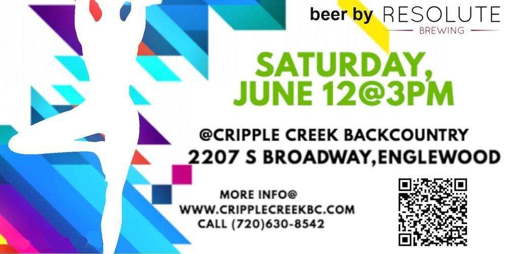 Summer kickoff party CCBC Denver