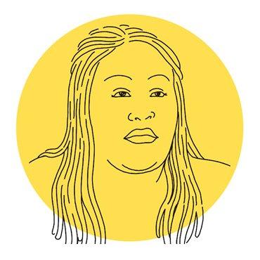 illustration of Kristy Tillman