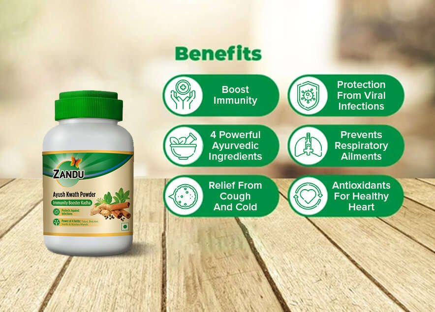 Zandu Ayush Kwath Powder Benefits