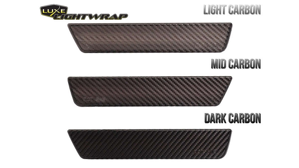 luxe lightwrap fx carbon fiber